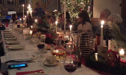 Lovefeast Worship & Meal Wednesdays at 6-7pm in the Chapel